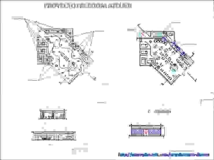 FREEDOM ATELIER de A.M. ARQUITECTURA +DISEÑO