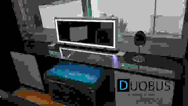 Vanity Vestidores modernos de DUOBUS M + L arquitectos Moderno