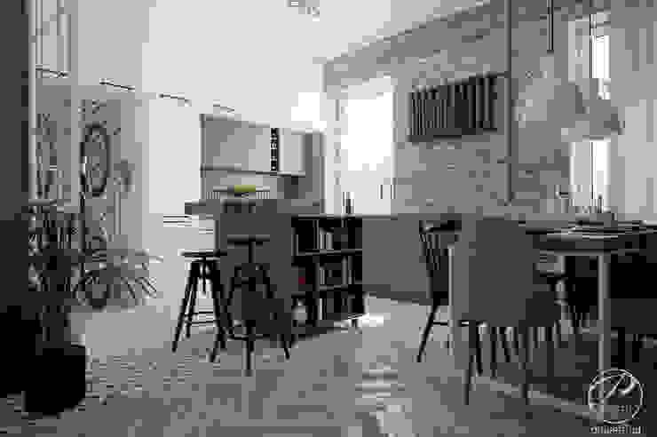 Modern kitchen by Progetti Architektura Modern