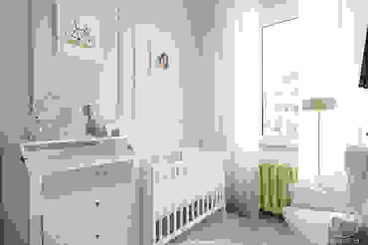 Modern nursery/kids room by Progetti Architektura Modern