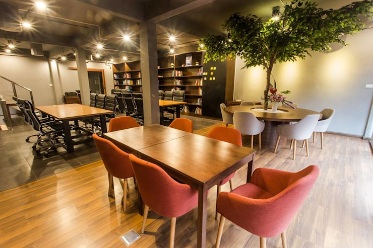 The co-working space โดย Glam interior- architect co.,ltd