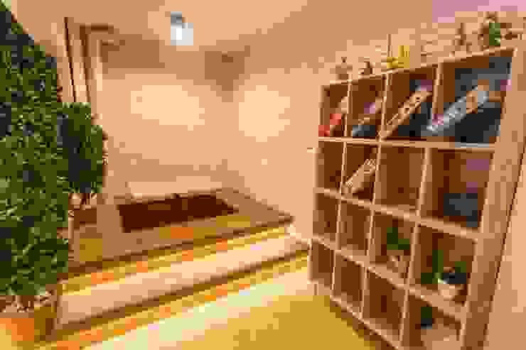 The japanese terrace โดย Glam interior- architect co.,ltd