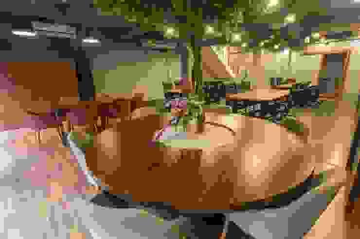 Da tree โดย Glam interior- architect co.,ltd