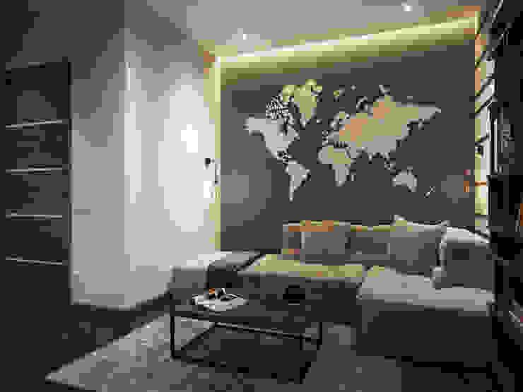 Polovets design studio 客廳