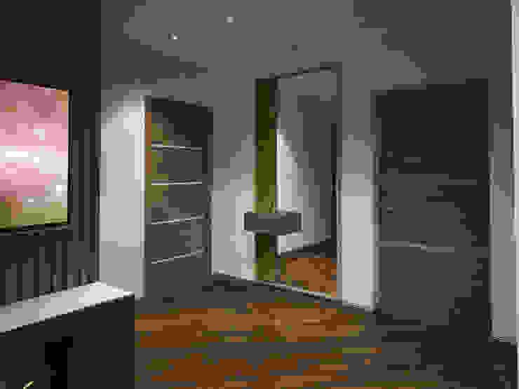 Polovets design studio 走廊 & 玄關