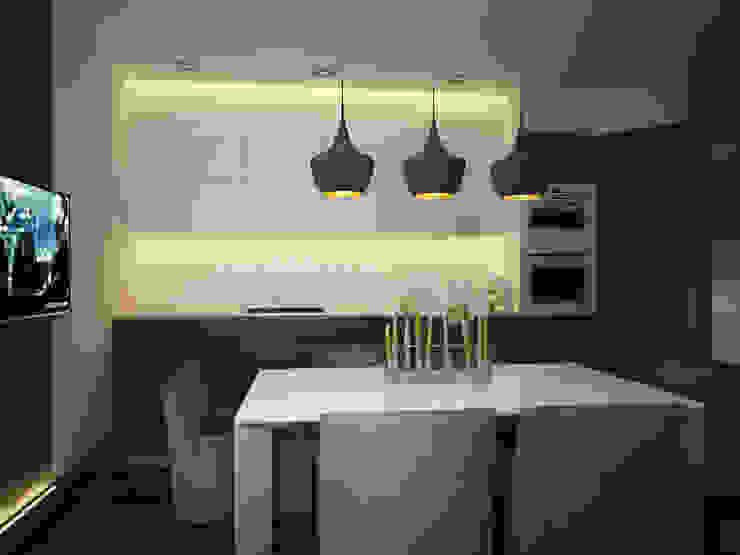 Polovets design studio 廚房