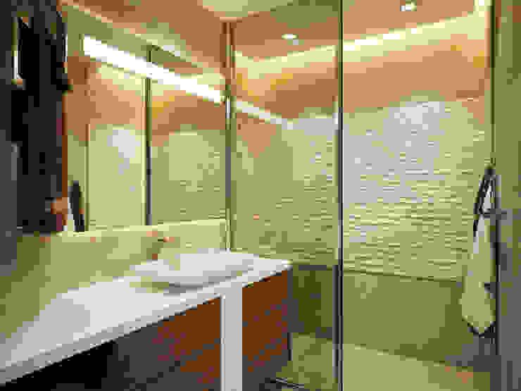 Polovets design studio 浴室