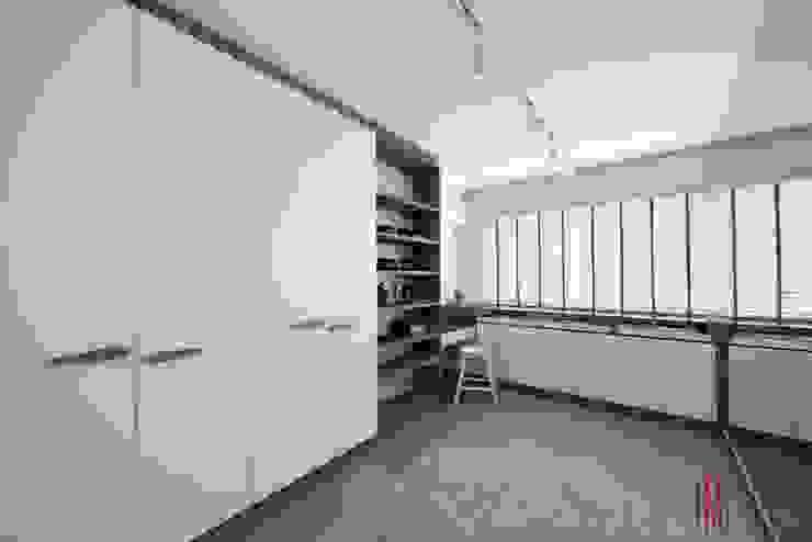 โดย HMG Design Studio โมเดิร์น ไม้ Wood effect