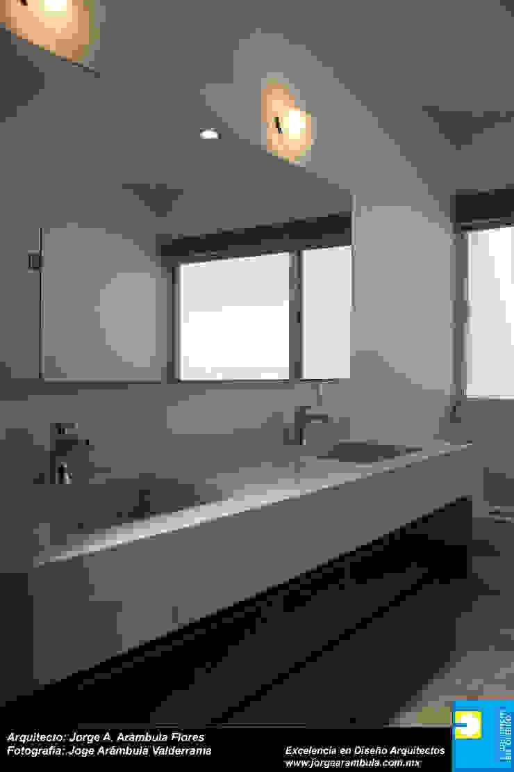 BAÑO Baños minimalistas de Excelencia en Diseño Minimalista Mármol