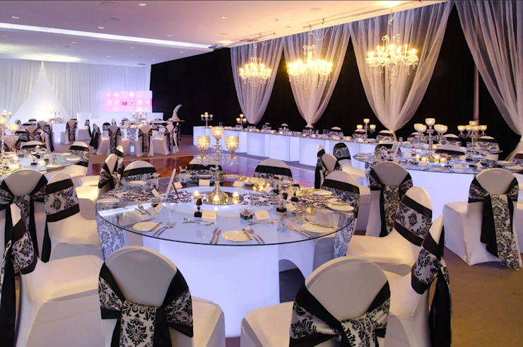 Decor and Draping by Furniture Hire Joburg