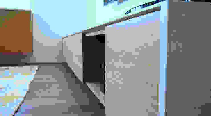 Brooklyn Gut Renovation : minimalist  by Atelier036, Minimalist Wood Wood effect