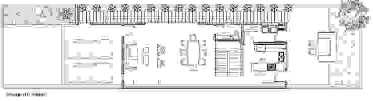 Planta Baixa - Pavimento Térreo por Arquiteta Elaine Silva