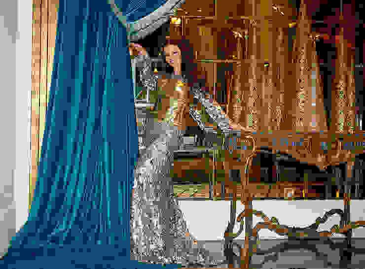 Interior design Arabic style of Katrina Antonovich by Luxury Antonovich Design Asian