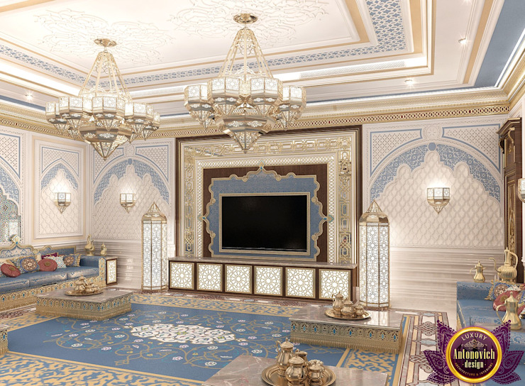 من Luxury Antonovich Design أسيوي