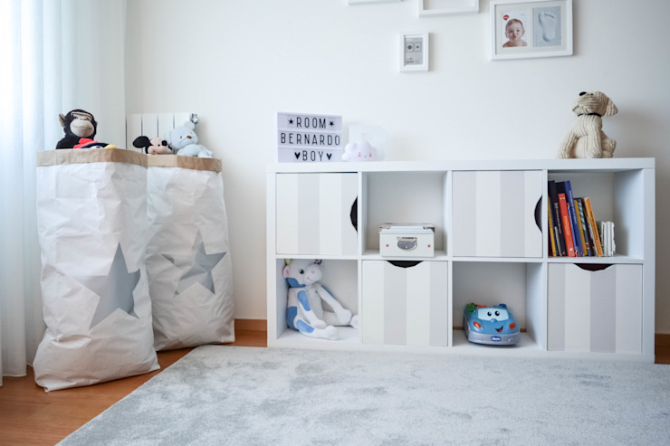 Nursery/kid's room by Tó Liss,