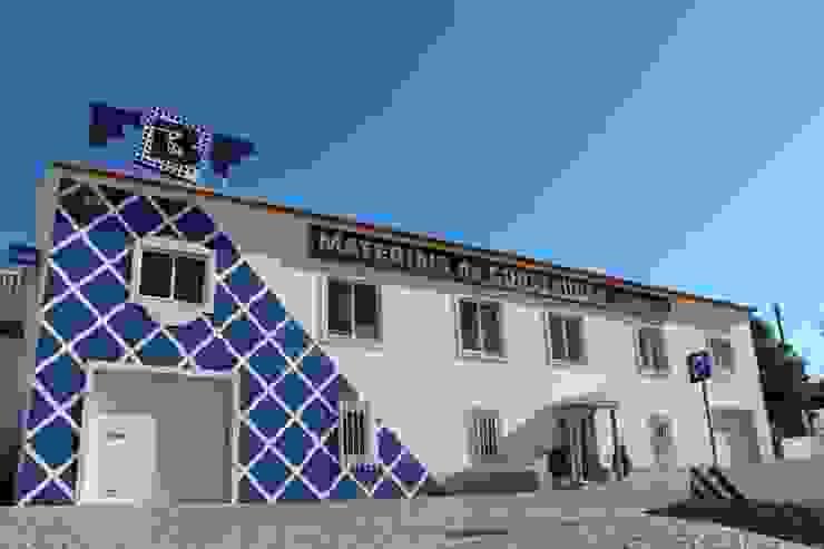 Showroom Lojas e Espaços comerciais modernos por FBF materiais de construção Moderno