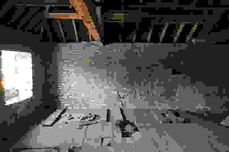 The Workshop - before design storey