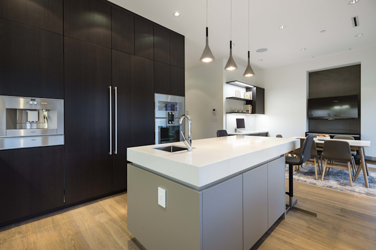 Kitchen Modern kitchen by Alice D'Andrea Design Modern Wood Wood effect