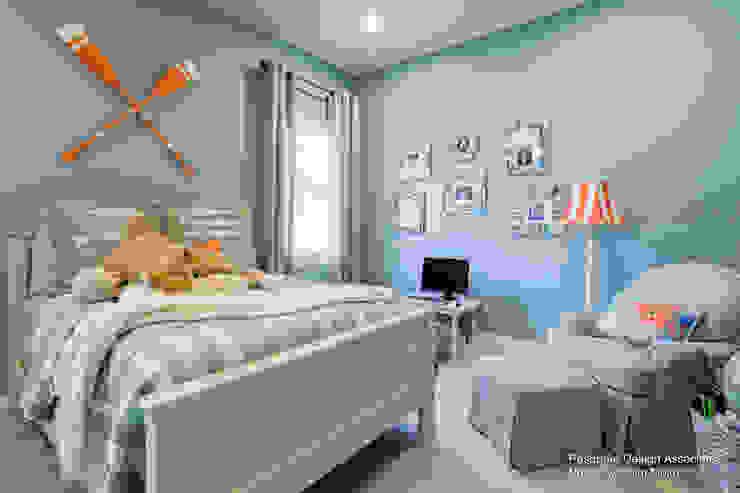 Nursery/kid's room by Chibi Moku, Modern کنکریٹ
