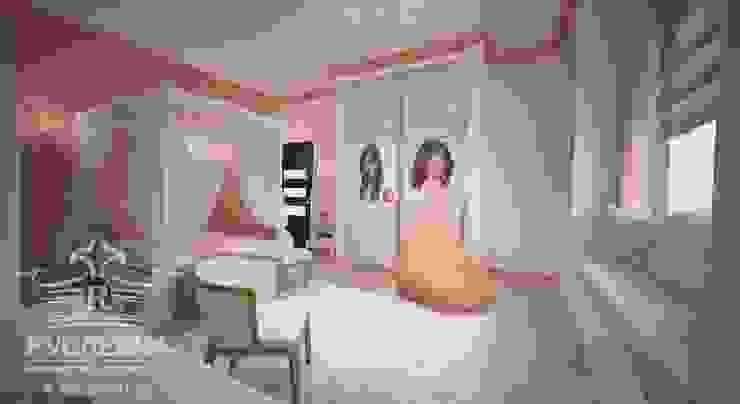 Спальня для девочки Детская комнатa в классическом стиле от мастерская интерьера РУБЛЕВКА / workshop interior RUBLEVKA Классический
