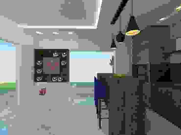Spa modernos de Karoline Gesser Leal Interiores Moderno