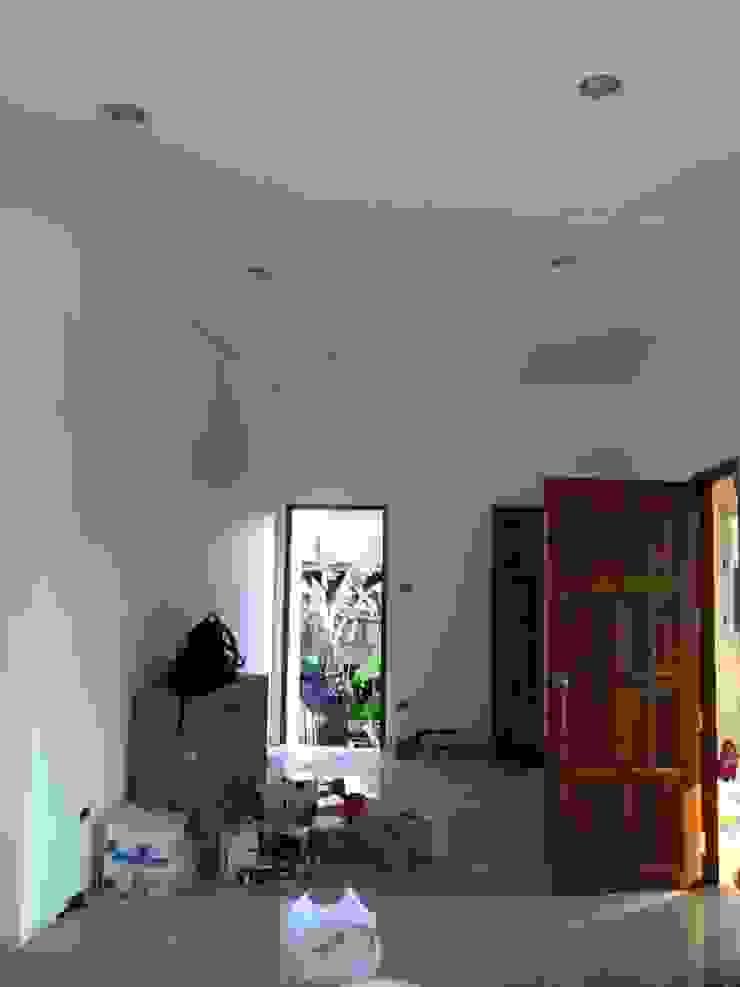 งานก่อสร้างบ้านพัก คสล. สองชั้นครึ่ง โดย หจก.สยามคอนสรัตคชั่น แอด์น คอนเซาท์