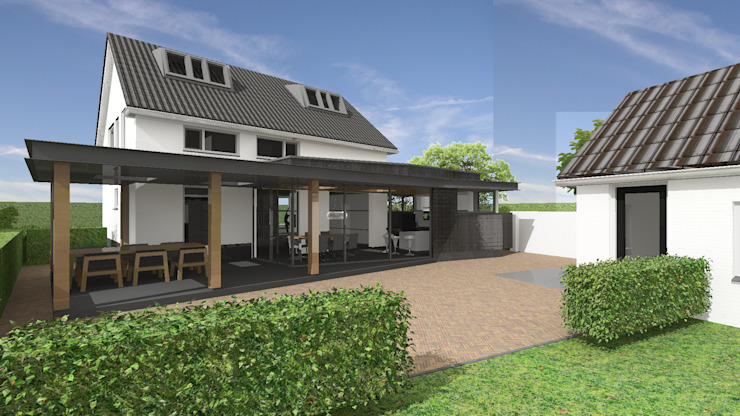 by Loosbroek architecten bv