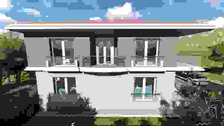 Gülşen ÇİFTÇİ Modern Evler alfa mimarlık Modern