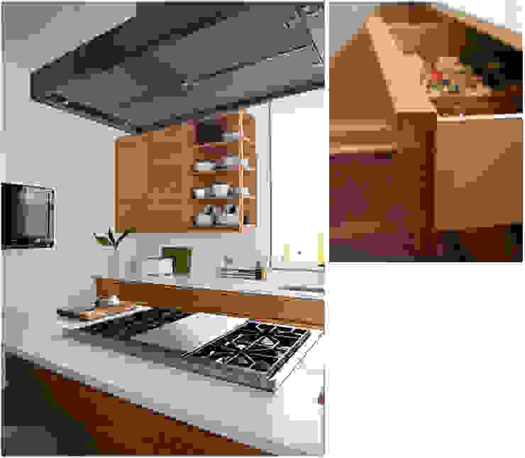 City Park Residence, New Orleans Modern Kitchen by studioWTA Modern