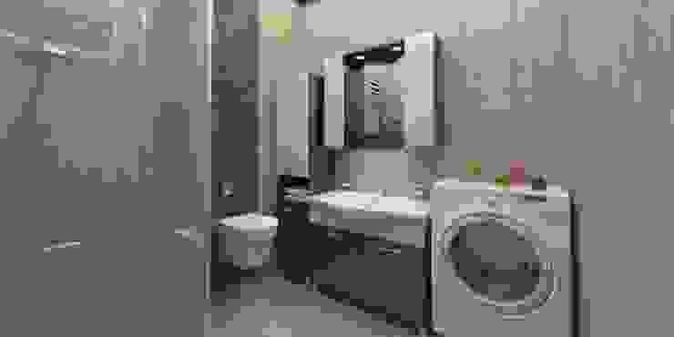 Foreli Evler 6 Modern Banyo Minel Mimarlık Yapı Mühendislik İnşaat Sanayi Ticaret Limited Şirketi Modern