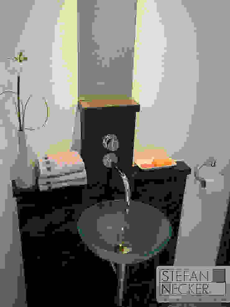 Modern bathroom by Stefan Necker BadRaumKonzepte Modern