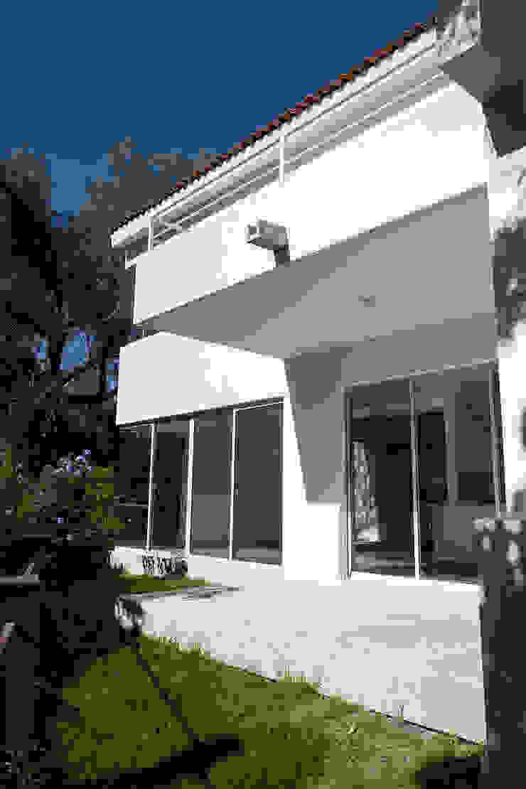 TERRAZA Casas modernas de Excelencia en Diseño Moderno