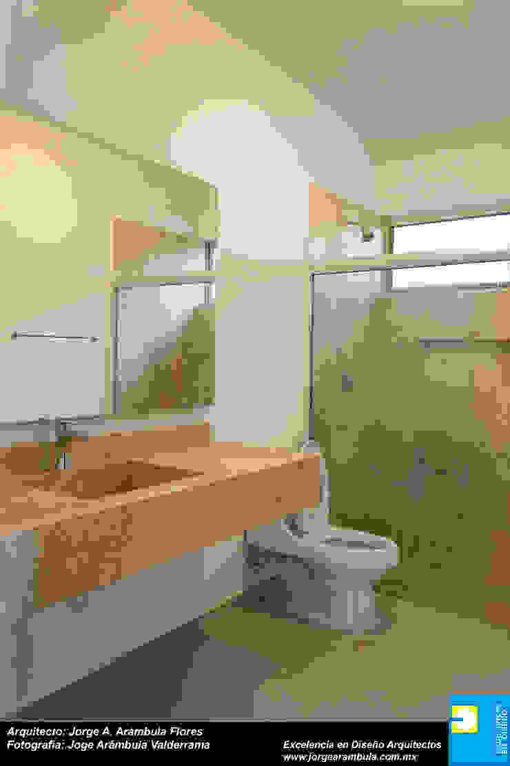 BAÑOS Baños modernos de Excelencia en Diseño Moderno Mármol