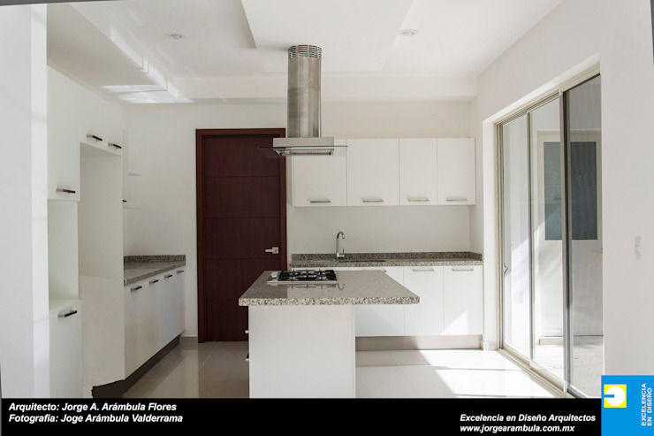 COCINA Cocinas modernas de Excelencia en Diseño Moderno Granito