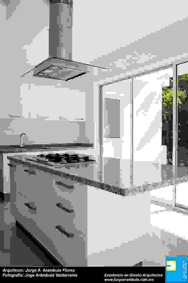COCINA Cocinas modernas de Excelencia en Diseño Moderno Ladrillos