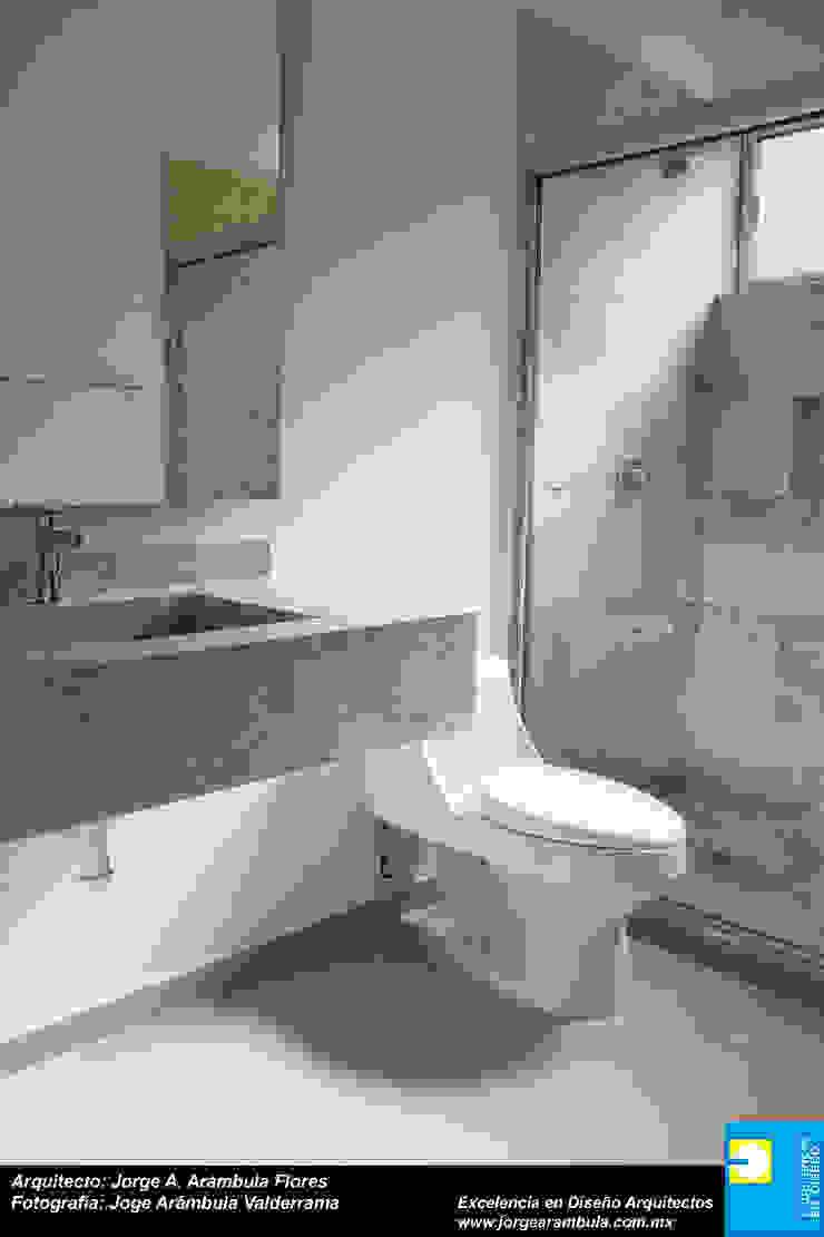 BAÑO Baños modernos de Excelencia en Diseño Moderno Mármol