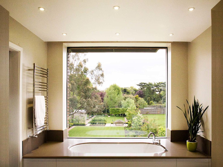 New Build Family Home in Wimbledon by Andrew Harper Architects