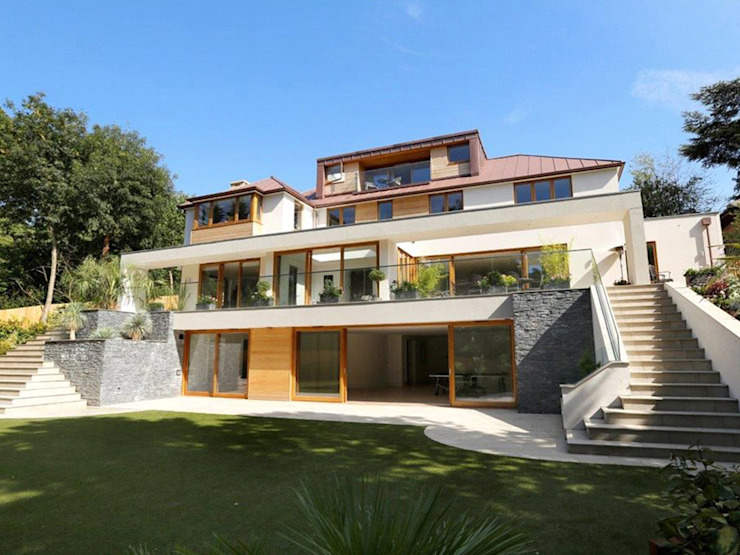 New Build 6 Bedroom House in Wimbledon Andrew Harper Architects