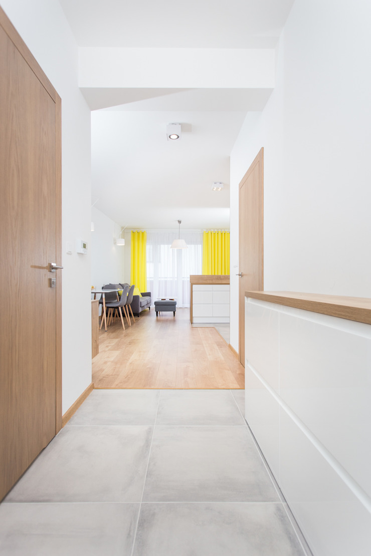 Och_Ach_Concept Modern corridor, hallway & stairs