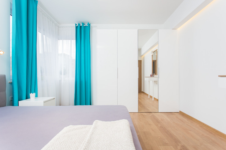 Och_Ach_Concept Modern style bedroom