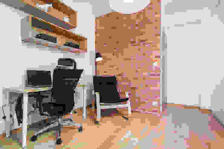 Och_Ach_Concept Modern study/office