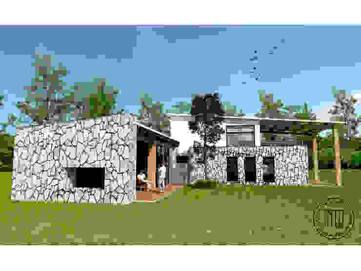Rumah Modern Oleh Taro Arquitectos Modern