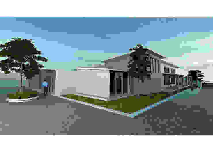 Casa ISG Casas modernas de Taro Arquitectos Moderno