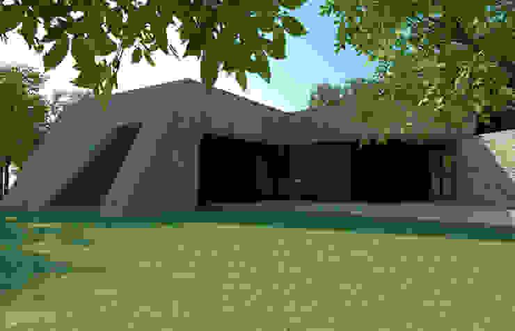 Casa Sever do Vouga Casas minimalistas por OFICINA - COLECTIVO DE IDEIAS, LDA Minimalista