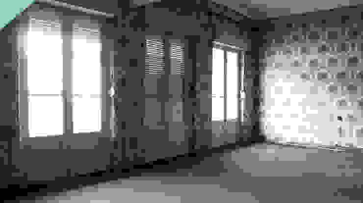 Apartamento Leiria por OFICINA - COLECTIVO DE IDEIAS, LDA Moderno