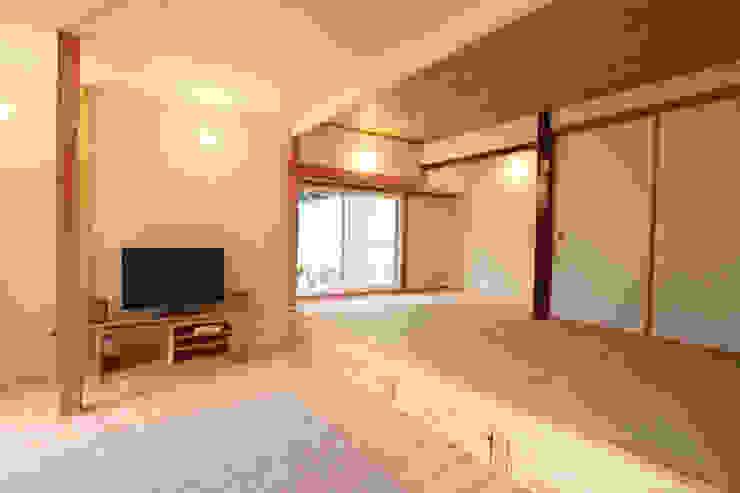 畳の小上がりは床下収納を兼ねる の 株式会社 建築工房零