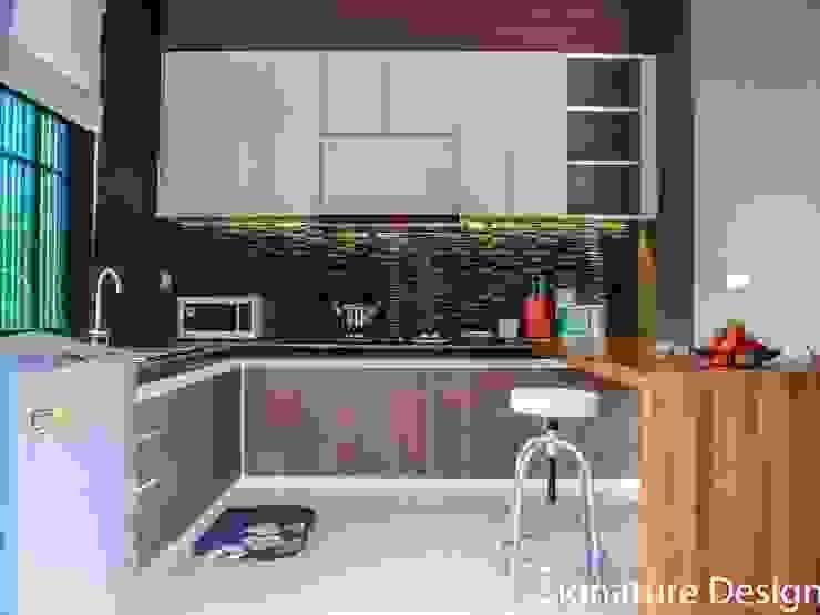 ห้องครัว โดย SignatureDesign ผสมผสาน แกรนิต