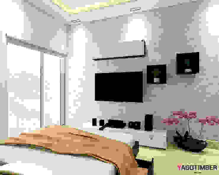 Bedroom Design Ideas - 1: modern  by Yagotimber.com,Modern