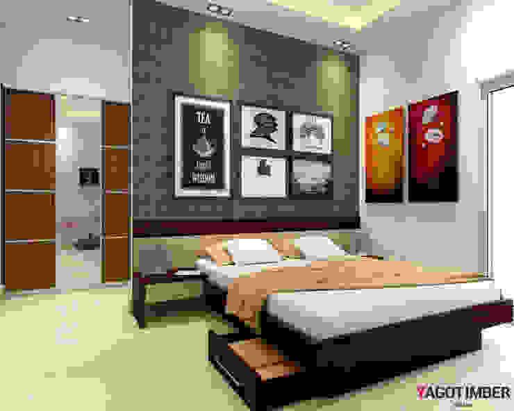 Bedroom Design Ideas - 2: modern  by Yagotimber.com,Modern