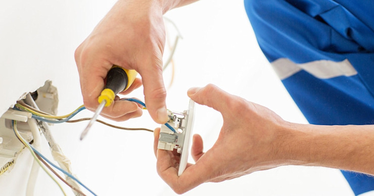 Electrical Maintenance by Cape Town Handyman